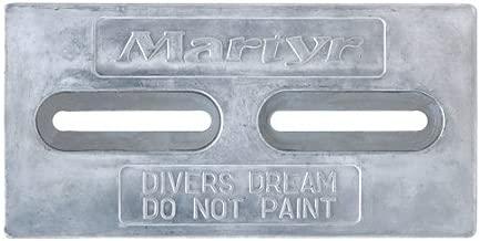 Martyr CMDIVERA, Aluminum Alloy Pleasurecraft Divers Dream Slotted Bolt-on