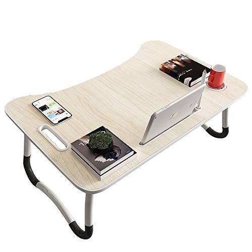 Cama escritorio de la computadora dormitorio perezoso plegable mesa pequeña escritorio de estudio