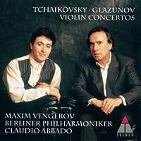 Tchaikovsky & Clazunov by Maxim Vengerov (2013-05-29)