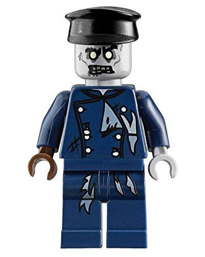 LEGO Monster Fighters: Minifigura del conductor zombie
