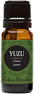 Edens Garden Yuzu Essential Oil, 100% Pure Therapeutic Grade (Highest Quality Aromatherapy Oils- Digestion & Inflammation), 10 ml