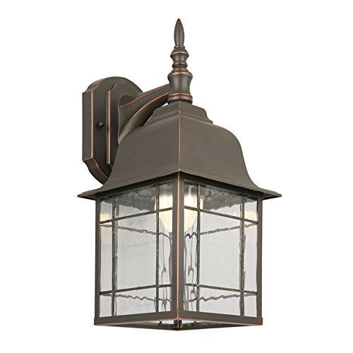 bronze 8th anniversary gift ideas for him - outdoor light