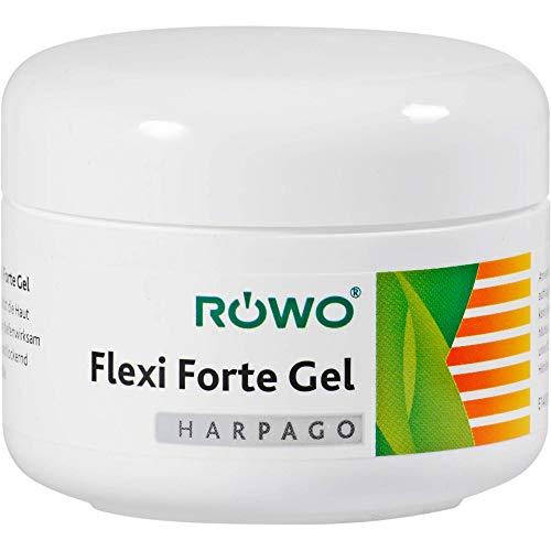 RÖWO Flexi Forte Gel Innovative Wärmewirkung, 100 ml Gel