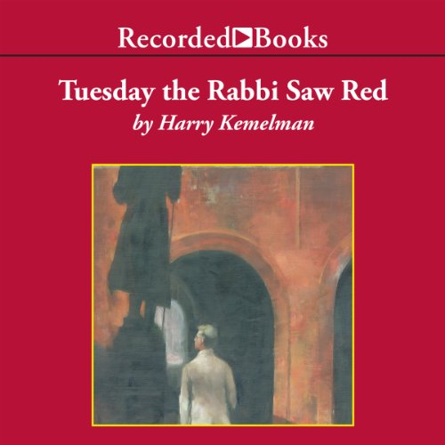 Tuesday the Rabbi Saw Red cover art