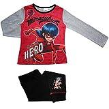 Pijamas de niña de Miraculous Own Hero 4-5 años