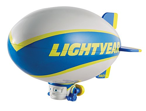 Mattel Disney Cars DWB20 - Disney Cars 3 Die-Cast Deluxe Lightyear Zeppelin
