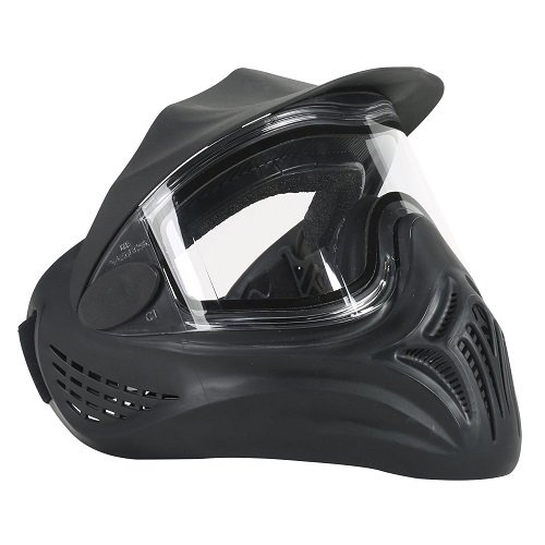Empire 63458 Paintball Maske Helix Thermal, Schwarz