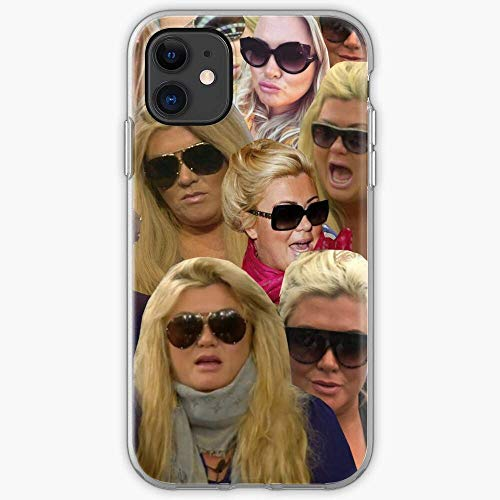 Towie Reality Gemma Celebs TV Collins Culture Z Celebrity Lister Anti- Choques y Anti- Arañazos con iPhone 12/11 Pro MAX 12 Mini SE X/XS MAX XR 8 7 6 6s Plus Funda Cajas del Teléfono