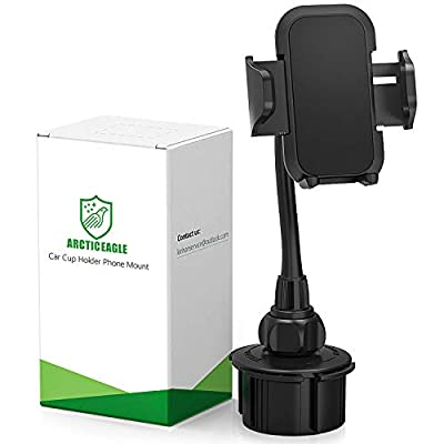 Cup Phone Holder for car, [Upgraded] Universal ...