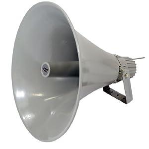 Pyle PHSP20 19.5-Inch Indoor/Outdoor 70/100 Volt 100/W PA Horn Speaker