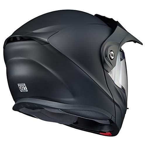ScorpionEXO EXO-AT950 Helmet (Matte Black - X-Large)