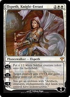 Magic: the Gathering - Elspeth, Knight-Errant - Modern Event Deck Singles