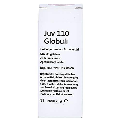 JUV 110 Globuli