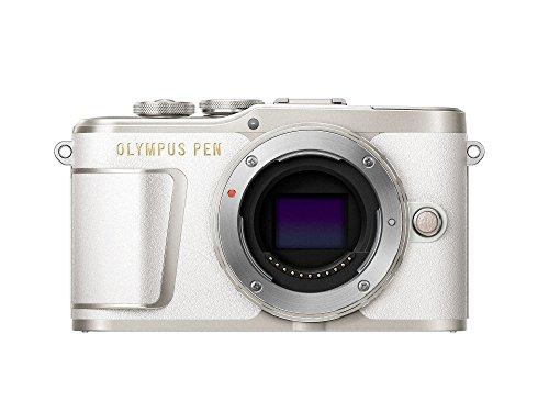 OLYMPUS ミラーレス一眼カメラ PEN E-PL9 ボディー ホワイト