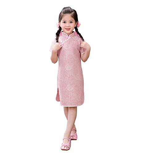 Hooyi Baby Girl lace Cheongsam Dresses China...