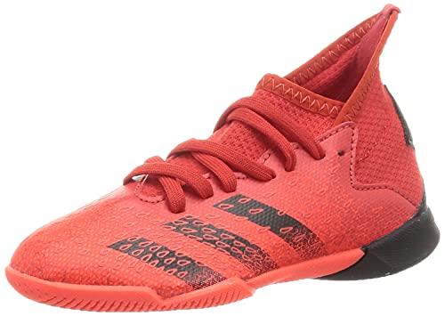 adidas Predator Freak .3 In J Leichtathletik-Schuh, Rot (Negbás Rojsol), 38 EU