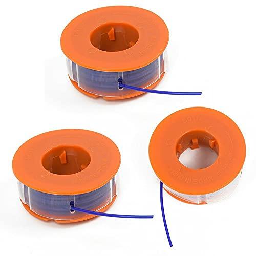 Verdelif Paquete de 4 herramientas de repuesto para cortacésped eléctrico, compatibles con modelos Bosch Art23, Art23 Combitrim, Art23 Comfort, Art23 Easytrim y Art2300