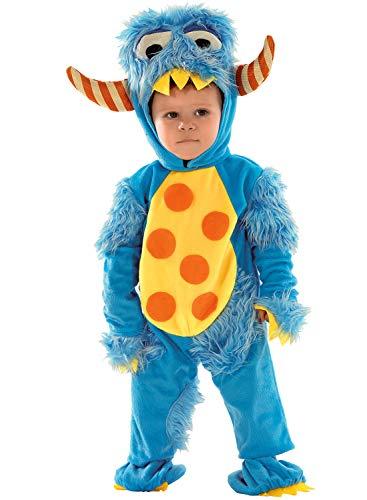 chiber Disfraces Disfraz Monstruito para Bebe (13-18 Meses)