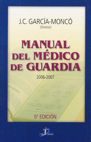 Manual del médico de guardia