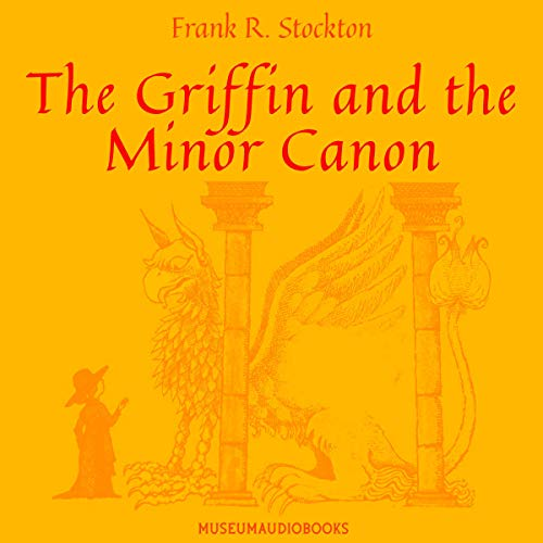 The Griffin and the Minor Canon Titelbild