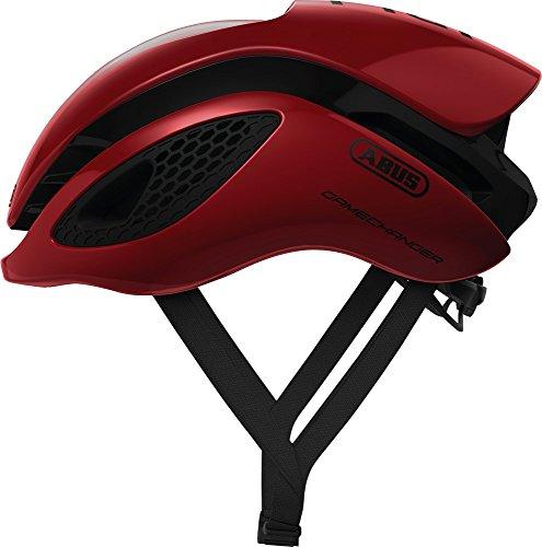 Abus Gamechanger Casco de Bicicleta, Unisex Adulto, Rojo (Blaze Red), S (51-55 cm)