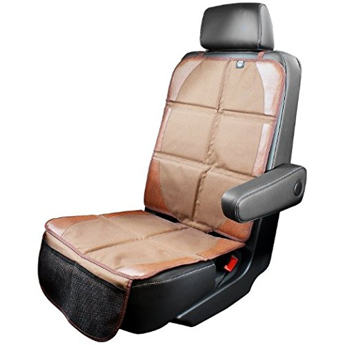 KHOMO GEAR - Baby Infant Car Seat Cover Protector - Brown