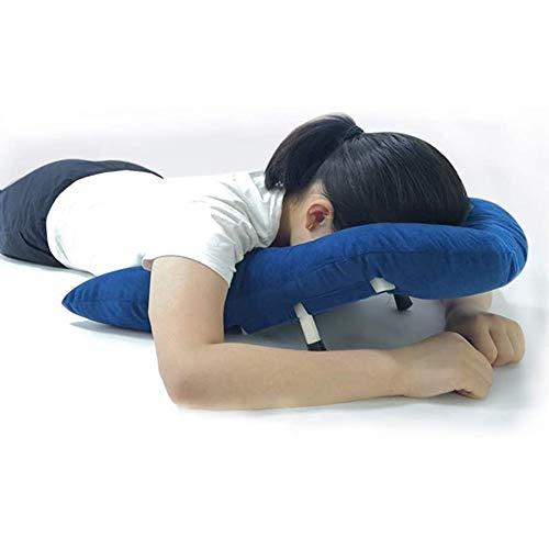 WANGXN Retina Liegen Kissen Kopf Schulter Stützkissen Dem Gesicht Nach Unten Kissen Für Patienten Während Der Wiederherstellung Höhenverstellbar