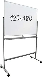 Lavagna a fogli mobili flipover 67x100 cm Lavagna bianca magnetica
