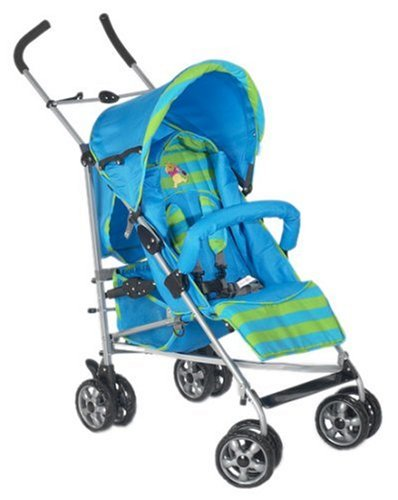 Prokids Disney Baby A122Bb - Buggy Lieback, Farbe Poolicious Blue, Motiv Winnie Pooh