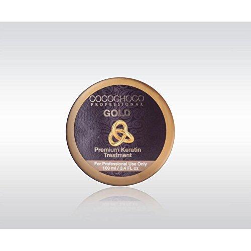 cocochoco Gold 100ml Brazilian Blow Dry Haar Glättung Keratin Behandlung 30ml Shampoo …