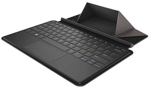 DELL Venue Slim Keyboard - Tastaturen für Mobilgeräte (DELL, Venue, Touchpad, Schwarz)