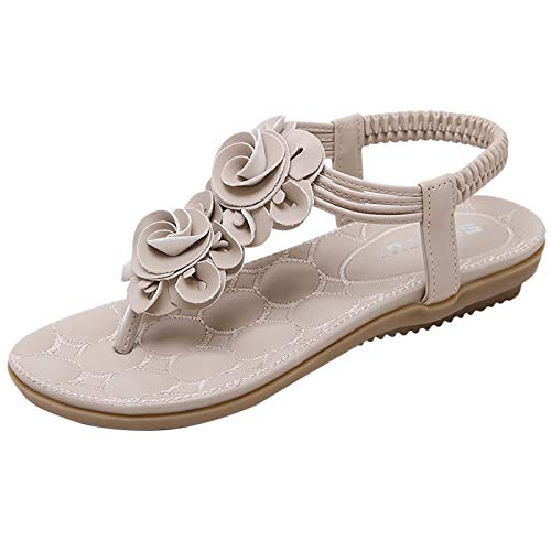 sandali bambina eleganti sandalo elastico donna scarp tacco donna sandali donna con tacco scarp scarp scarp estiv (04B-White,36)