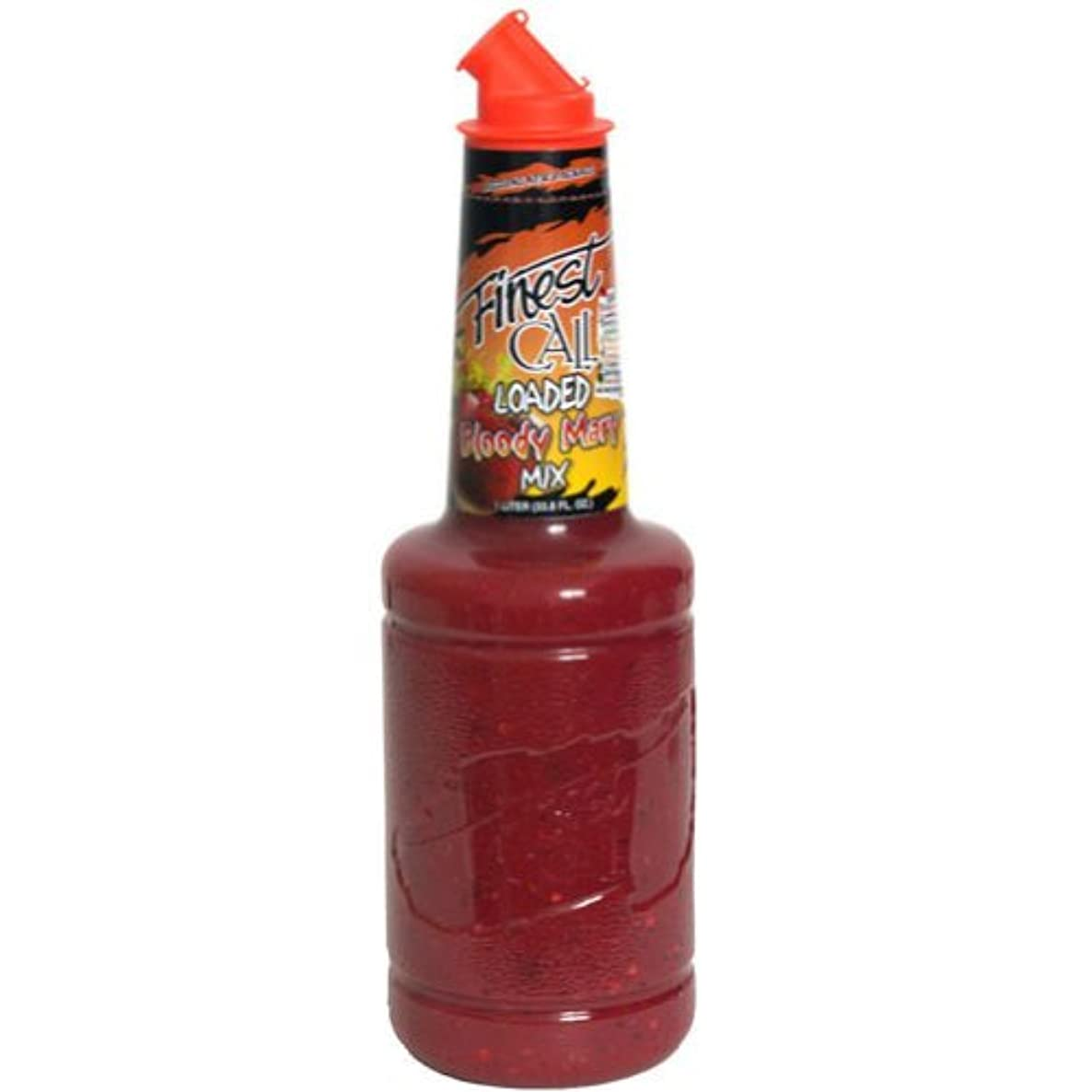 Finest Call Loaded Bloody Mary Mix, 33.8-Ounce (Pack of 6)