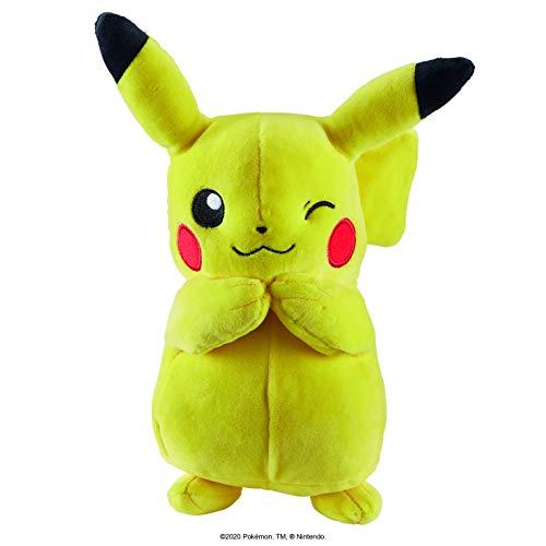 Pokèmon 95245 Pikachu Plush 2 - Peluche (20,32 cm)