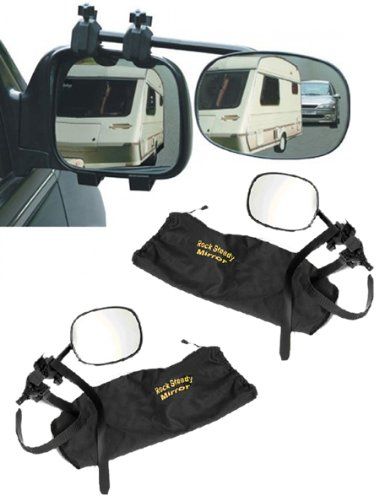 Pair of Rock Steady Towing Mirrors