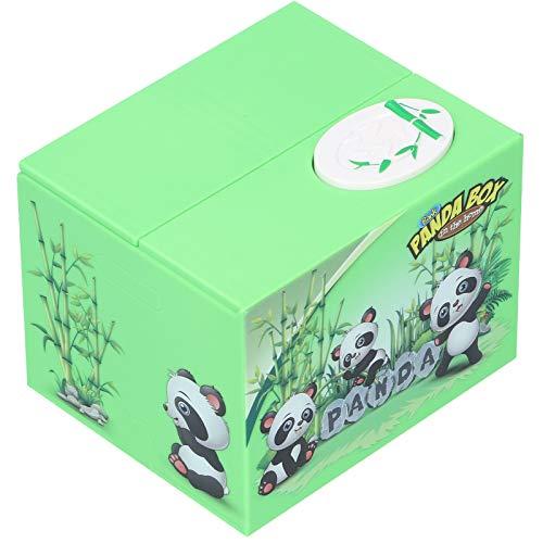 Kadimendium Cute Panda Shape Cute Piggy Bank Saving Coin Bank para la decoración del hogar para Ahorrar Dinero