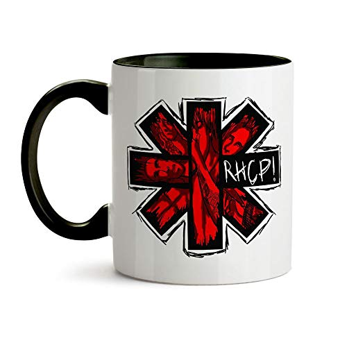 Caneca Red Hot Chili Peppers 02