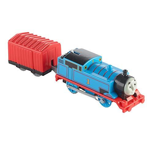 TRENINO THOMAS BML06 Track Master Thomas & Friends - Locomotiva Motorizzata Thomas, a Pile