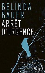 Arrêt d'urgence par Belinda Bauer