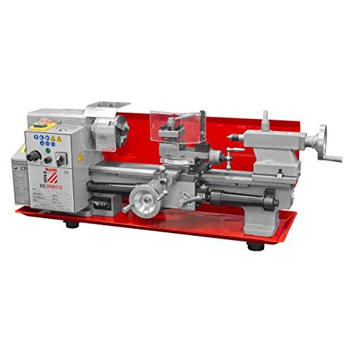 Holzmann - Drehmaschine für Metall ED 300ECO, Drehmaschine für Metalle, 230V