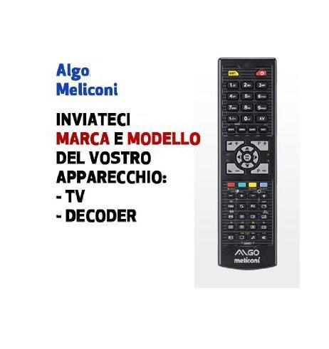 TELECOMANDO UNIVERSALE COMPATIBILE AUDIOLA AMSTRAD FAIRMATE TELSEY