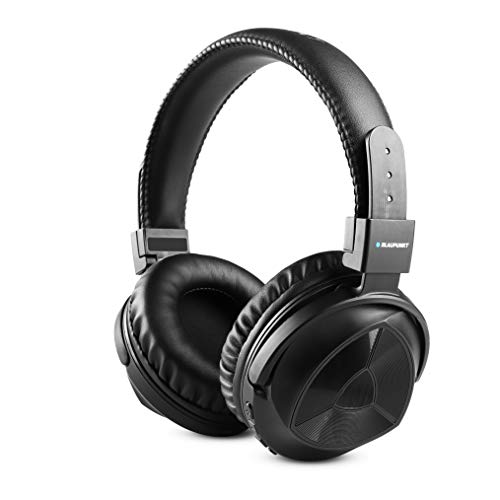 Blaupunkt BH11 Bluetooth Over-The-Ear Wireless Headphone with Bass Booster and 24 Hours Battery Life