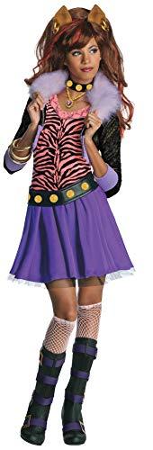 Monster High Clawdeen Wolf Costume …