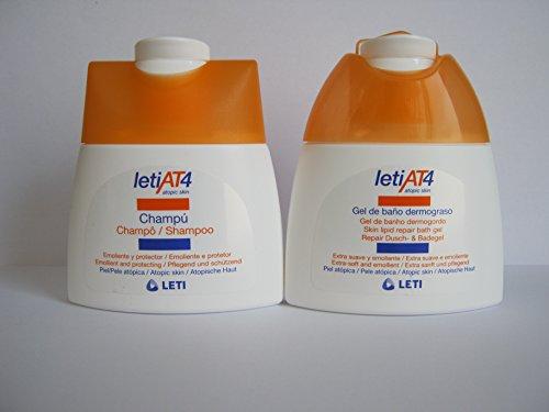 LETIAT4 Shampoo, 100 ml Shampoo