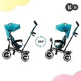 Zoom IMG-1 kk kinderkraft triciclo aston bicicletta
