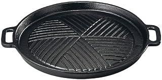 三和精機製作所 電磁調理器用 鉄ジンギスカン鍋 26cm 鉄鋳物 QGV2602