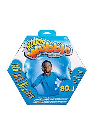Wubble NS20166.4390 Super Bubble Ball (Blue)
