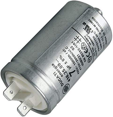 Condensateur 7MF Sèche-linge 41039164, 482000079431 CANDY