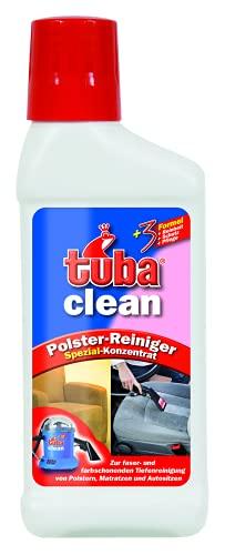 TUBA CLEAN CLEANclean Polsterreiniger Polster-Reiniger 250 ml Konzentrat