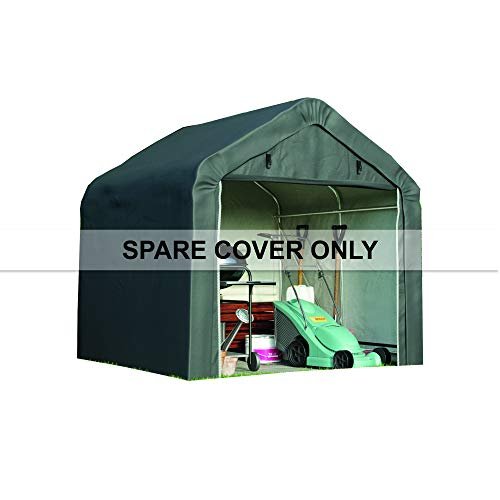Garden Gear 6 X 6ft Spare PE Cover for Portable Shed with Apex Roof (No Frame Included)